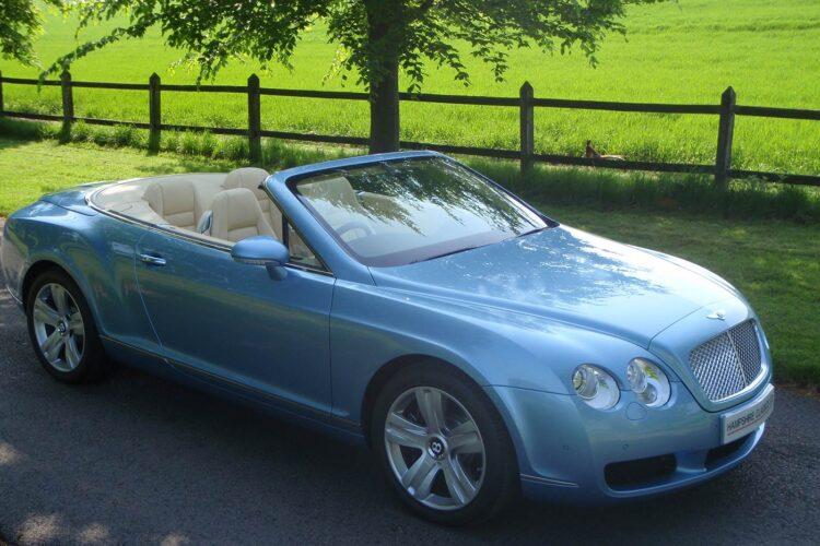 Bentley-GTC