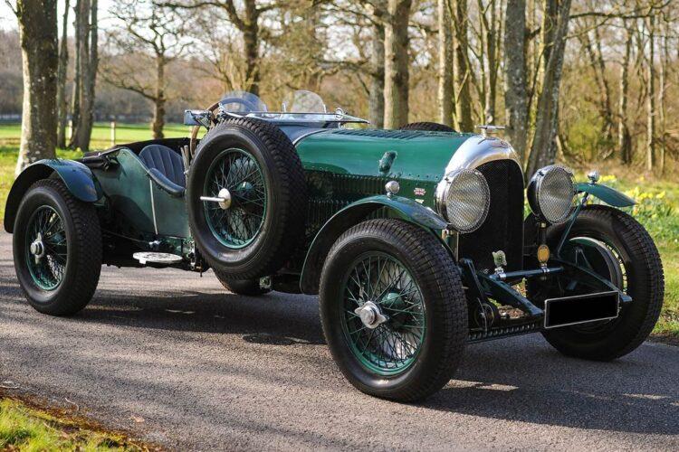 Bentley-Racer