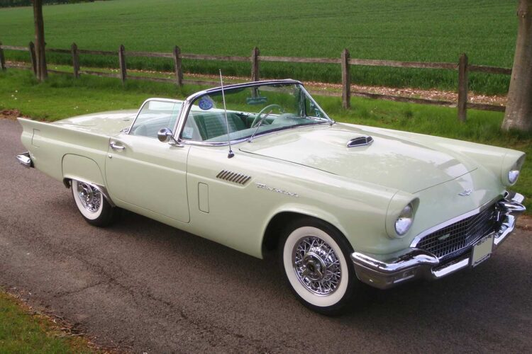 Ford-Thunderbird