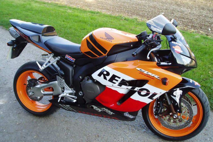 Honda-Fireblade