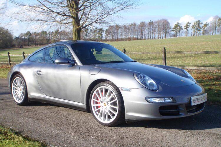 Porsche-997-C4S