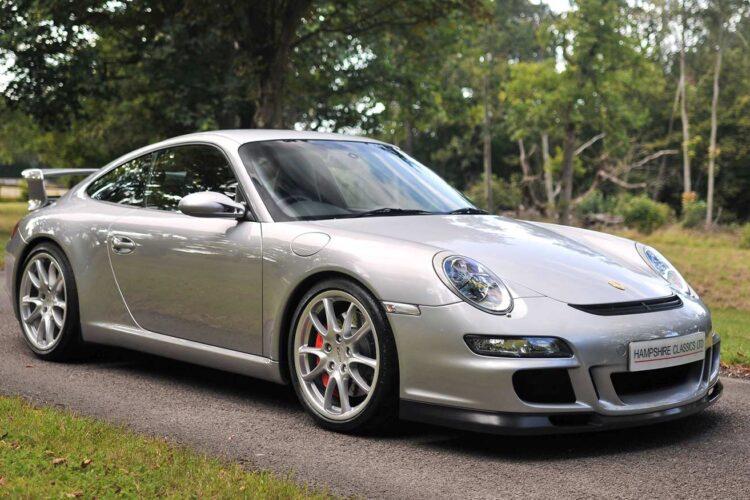Porsche-997-GT3