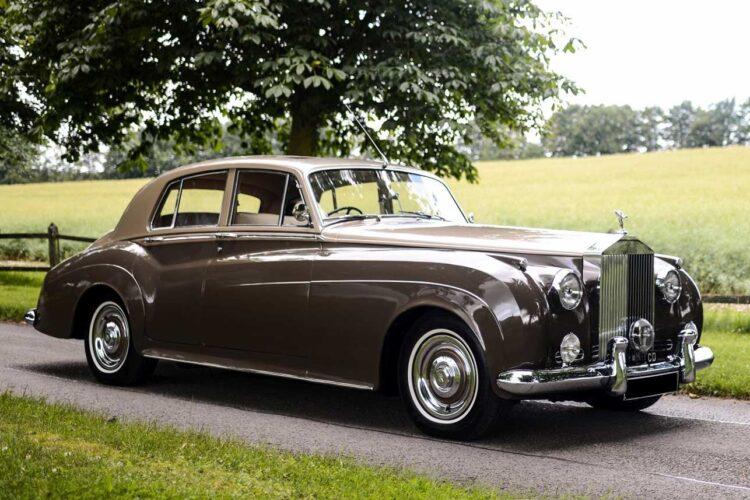 Rolls-Royce-Silver-Cloud-II